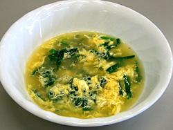 玉 スープ ニラ